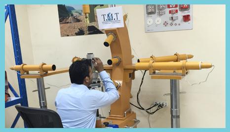 Matest, Concrete testing Dubai, UAE / Middle East